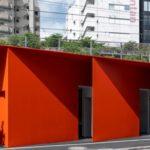 В Японии появились «бумажные туалеты»