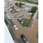 """""""Мастер своего дела"""": городскую улицу затопило без дождя"""