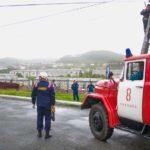Сорвало треть крыш: в приморском городе введен режим ЧС