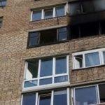 """""""Квартира сгорела"""": сильный пожар бушевал в одном из домов"""