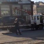 «Своровали по-быстрому»: эвакуация авто на Луговой может стоить владельцу ремонта