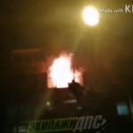 Выгорело дотла: серьезный пожар разбудил жителей многоэтажки во Владивостоке