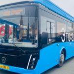 Электробусы появились на дорогах Владивостока