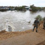 Режим ЧС и эвакуация: на ДВ прорвало дамбу