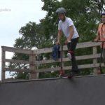 В Уссурийске появился парк экстремальных видов спорта