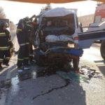 «Мусорка» всмятку: серьезное ДТП произошло на трассе в Приморье