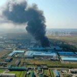 «Половина города уже в дыму: крупный пожар произошёл в Приморье