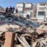 Более 100 человек стали жертвами мощного землетрясения