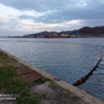 Разлив в акватории в Приморье: что предпринимают власти