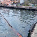 Министр выехал на место разлива нефтяного пятна в Приморье – дан комментарий