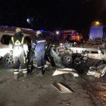 «Машина в мясо,  водитель тоже»: жуткая авария произошла во Владивостоке