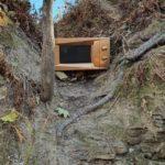 «Положите и бегом оттуда»: странную находку обнаружили в микроволновке на острове Русском
