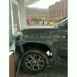 В МВД объяснили, почему дама протаранила школу на авто