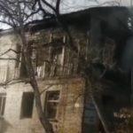Интересный поворот: сгорел заброшенный дом