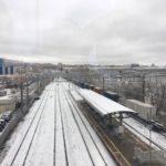 «А ведь там люди»: поезд обледенел в Приморье на полном ходу