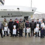 Настоящие герои не сдаются: моряки «Доброфлота» вернулись из китайского «плена»