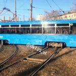 «Попал в ножницы»: необычную картину на трамвайных путях увидели во Владивостоке