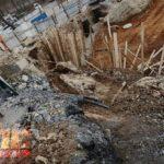 Обрушение произошло на стройке во Владивостоке – жители без электричества