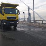 Очистка полным ходом: озвучена предварительная дата открытия моста на остров Русский