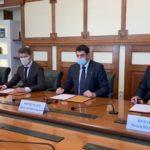 Олег Кожемяко призвал сохранить финансовые обязательства перед работниками ВМТП
