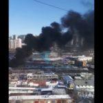 «Горим, ребята?»: чёрный дым напугал жителей города