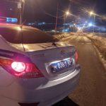 Двое пытались прорваться: на Рудневском мосту сегодня ночью было неспокойно