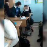 «Не надо, вы его убьете»: скандал с участием уборщицы грянул  в одной из школ