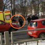 Водители едва не подрались: ребенка сбили на пешеходном переходе