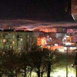 «Не ожидал от этого пыльного города»: cтранное  явление замечено в 12 ночи