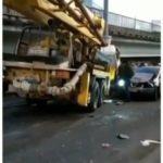 «Больше 10 машин пострадали»: жесткий «замес» в эти минуты произошел на Второй речке