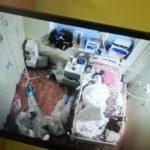 «С такими никакая зараза не страшна»: фото с камеры из больницы всколыхнуло Сеть