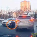 «Вы в жизни такие же мерзкие?»: сбитого пешехода обвинили в автоподставе