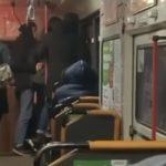 «Это беспредел»: избиение водителя автобуса сняли на видео