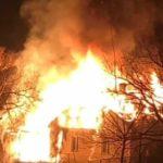 Спасать было нечего: сразу два ночных пожара разбудили горожан