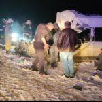 Массовая гибель на трассе: рейсовый автобус столкнулся с грузовиком