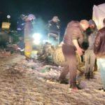 Власти пообещали помочь семьям погибших в жутком ДТП