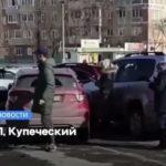 """""""Беременная там"""": произошла авария с участием """"скорой"""""""