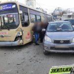 «Отвлёкся»: мощное ДТП с автомобилем устроил водитель автобуса
