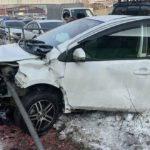 """""""Заборчики как шампура"""": произошла жуткая авария - пострадала женщина"""
