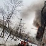 «Сгорела квартира»: пожарные не успели спасти полыхающую недвижимость