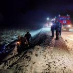 На 70%: мощный снегопад стал испытанием для автомобилистов