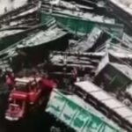 Кадры жуткие: видео железнодорожной катастрофы на Дальнем Востоке появились в сети