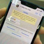 Запомните этот номер: мошенники воруют ваше фото и контакты в WhatsApp