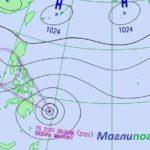 «Февральнуло»: мощный тайфун в Тихом океане набирает силу - куда придет