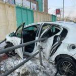"""""""Как шампур"""": жесткое ДТП случилось в городе"""