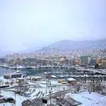 Необычное природное явление увидели жители Греции