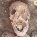 Золотой язык: в Египте нашли необычную мумию