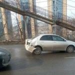 Не ожидал: водитель оказался в неприятной ситуации после ДТП