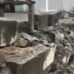 """""""Все знали, что она упадет"""": обрушилась подпорная стена"""