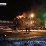 Сгорело всё: стали известны подробности крупного пожара